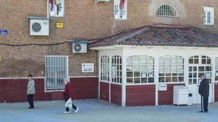 Las residencias de Fuencarral, sin cafetería