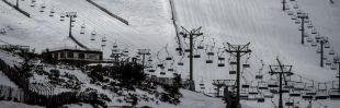 Navacerrada y Valdesquí cierran sus pistas por falta de nieve