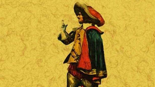 Nace el Capitán Contreras, espadachín y cronista