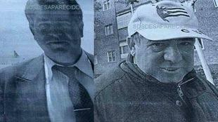 Luis García Hernández, de 54 años y de 1,80 metros de estatura, desaparecido desde el pasado 21 de diciembre en Cadalso de los Vidrios.