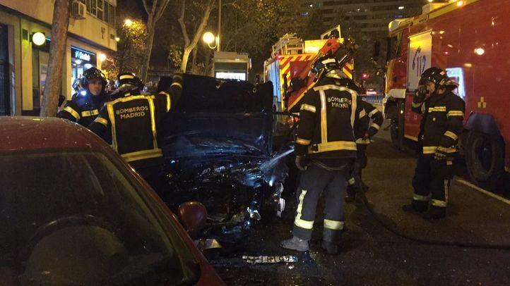Accidente en la Avenida del Mediterráneo