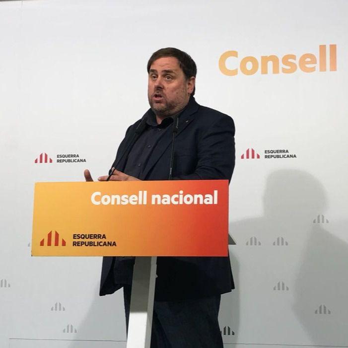 Oriol Junqueras permanece en prisión.