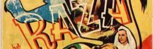 Cartel de la película Raza.