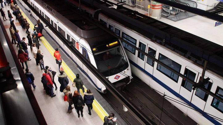 Metro refuerza en un 52 por ciento su servicio por la cabalgata