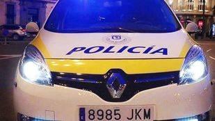 Coche de la Policía Municipal de Madrid.