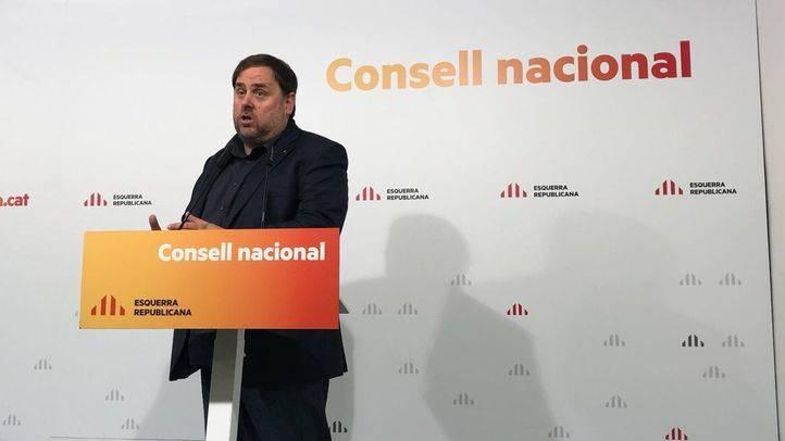 El Supremo no se pronunciará hoy sobre la excarcelación de Junqueras
