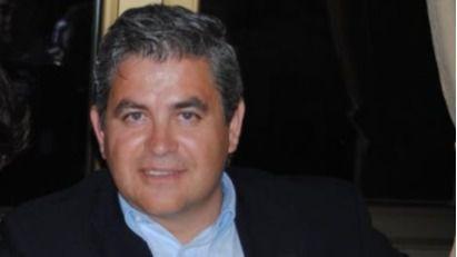El exalcalde de Griñón, José Ramón Navarro Blanco.