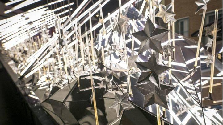 'La estrella de Navidad', cargada con los deseos de 6.000 personas, guiará a los Reyes Magos en la Cabalgata