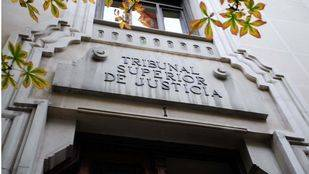 Sede del Tribunal Superior de Justicia de Madrid