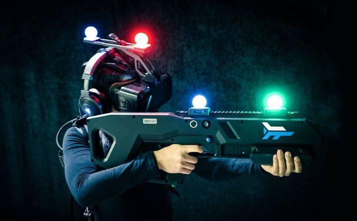 Realidad virtual: bienvenido al videojuego del futuro