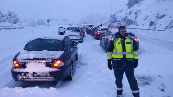 Rebajado el nivel de alerta por temporal ante la normalidad en las carreteras