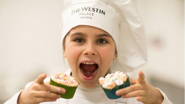 The Westin Palace inculca a los pequeños de la casa la cocina saludable