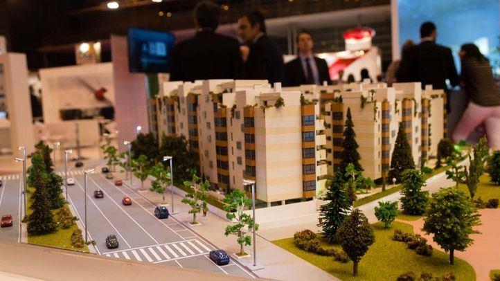 BBVA prevé la venta de alrededor de 550.000 viviendas en 2018