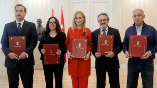 Madrid firma un nuevo acuerdo sectorial doce años después