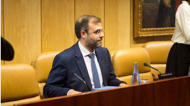 Foto de archivo de Arturo Canalda, ex director gerente del Canal de Isabel II.