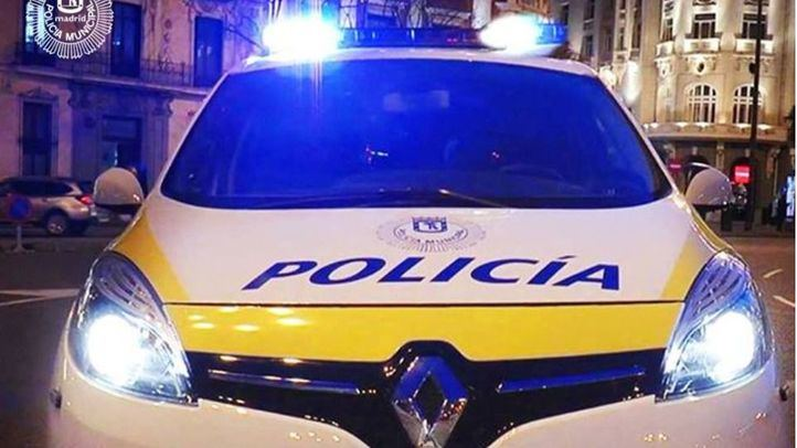 Detenido por amenazar a su pareja en Carabanchel