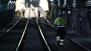 El Metro saltó por los aires: explosión en el túnel de Lista