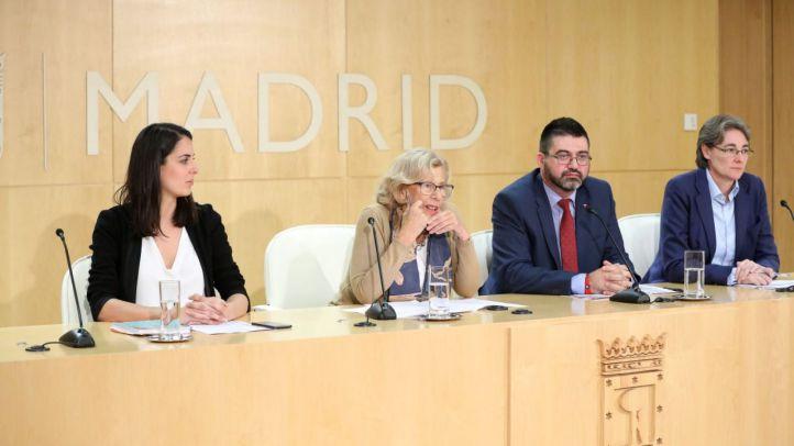 Carmena recoloca a Mato como concejal de Latina