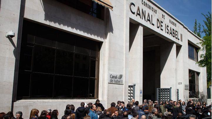 Sede del Canal de Isabel II.