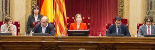 Forcadell renuncia a presidir el nuevo Parlament