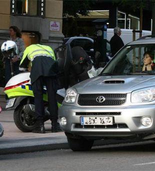 Madrid 'estrena' multas