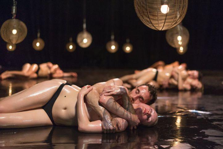 Un día de sexo y desnudos en los Teatros del Canal