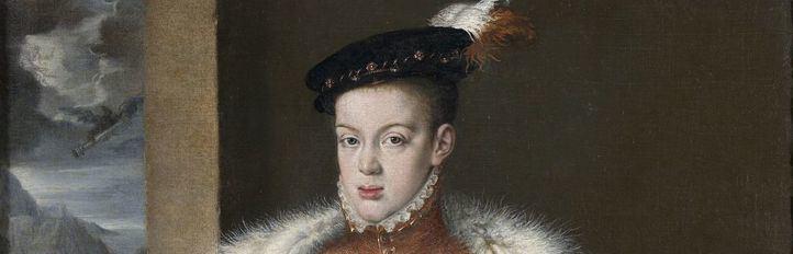 Felipe II arresta a su hijo Carlos, el febril heredero que conspiró contra el monarca