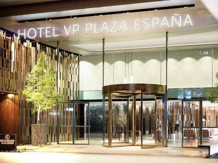 Nuevo hotel en Plaza de España