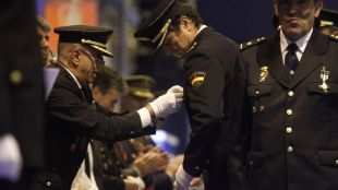 Más de cien años formando a policías