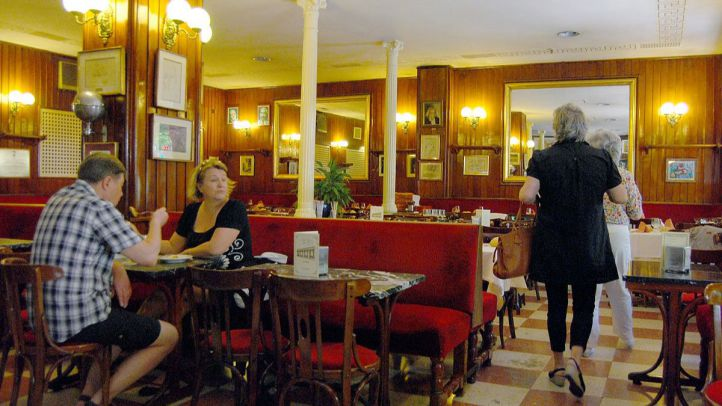El grupo que ha registrado una mayor subida de índice de precios en tasa interanual es el de Hoteles, cafés y restaurantes.