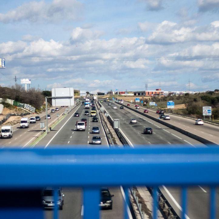 La A-5 estrena carril en sentido Madrid