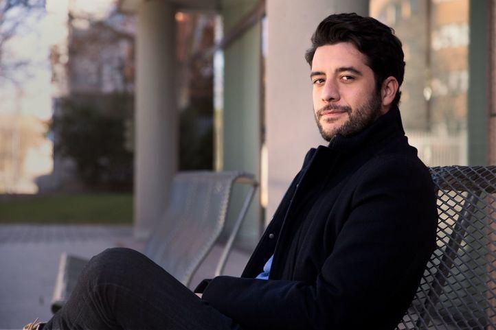 César Zafra, portavoz 'naranja' en la comisión de corrupción.