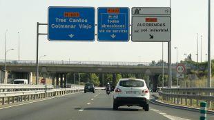 Los madrileños 'huyen' de su municipio para trabajar