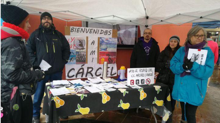 """'No al acuario', la lucha contra la """"cárcel acuática"""" en Xanadú"""