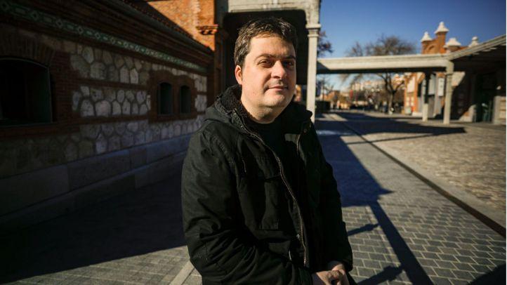 Manuel Bartual, el 'Dickens' del siglo XXI