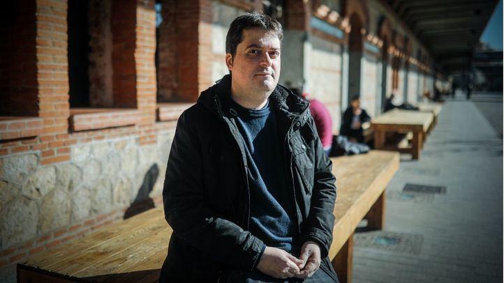 Manuel Bartual, autor de 'Cuento de Navidad'