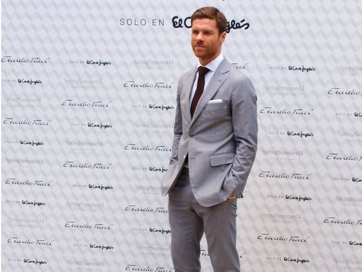 Xabi Alonso, exjugador del Real Madrid