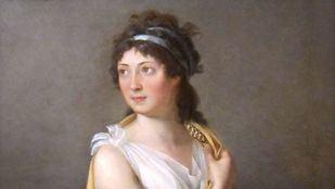 Retrato de Teresa Cabarrús.