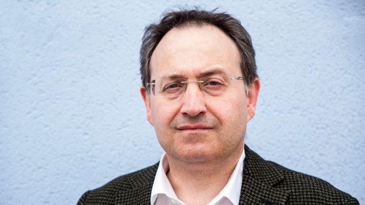Jesús Cimarro, presidente de la Academia de Artes Escénicas