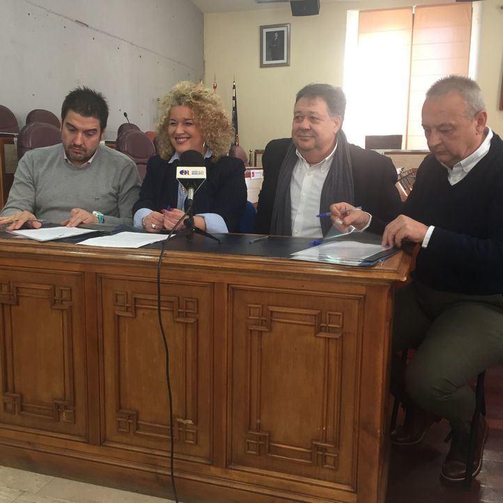 InPar entra en el Gobierno de Aranjuez