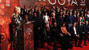 La fiesta de nominados da el pistoletazo de salida a los Goya
