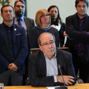 Manuel Robles dimite como alcalde de Fuenlabrada