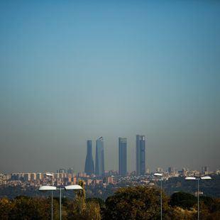 La contaminación se disparó en la capital durante 2017