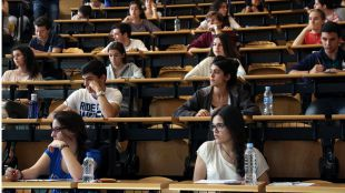 La herida de la crisis en la universidad
