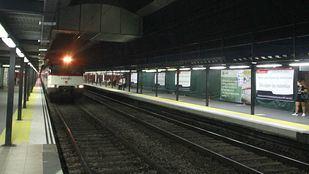 Demoras en cinco líneas de Cercanías por una nueva avería