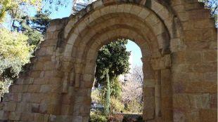 La iglesia del Retiro que Ávila quiere de vuelta