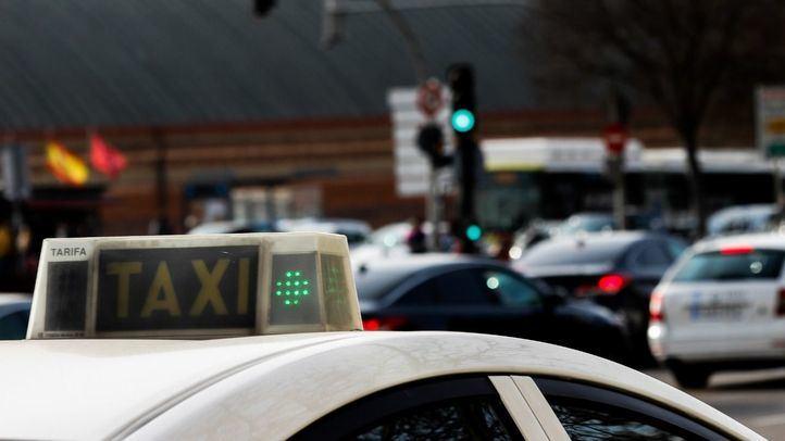 En la Comunidad de Madrid hay más de 16.000 licencias de taxi.