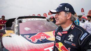 Carlos Sainz se proclama el mejor del Dakar