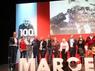 Marcelino Camacho tendrá su calle y su estatua en Madrid