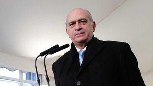 El exministro Jorge Fernández Díaz, en la UCI